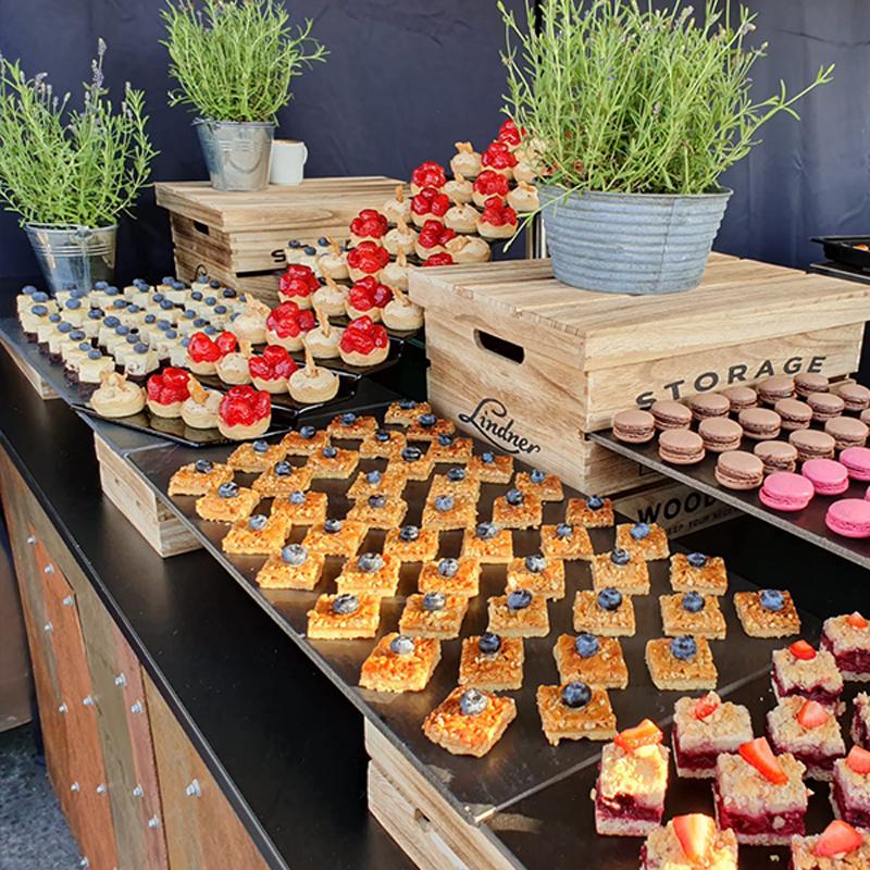 LINDNER Dessert-Buffet