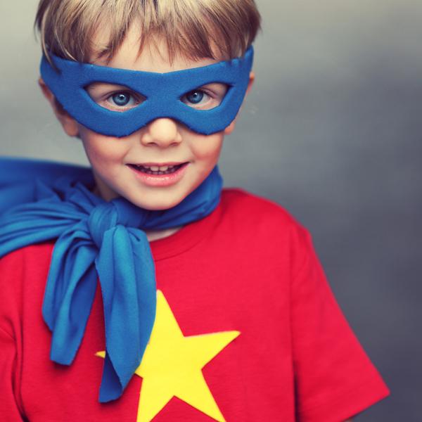LINDNER Kinderparty Kleiner Held