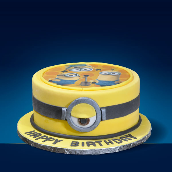 LINDNER Torte Superschurken-Helfer