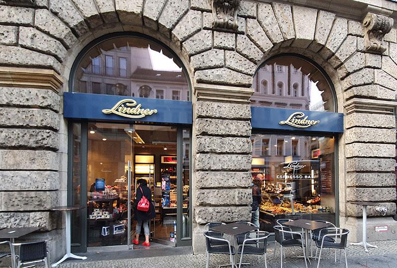 LINDNER Feinkostgeschäft Friedrichstrasse 165