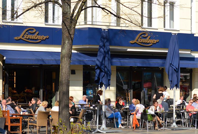 LINDNER Feinkostgeschäft Wittenbergplatz