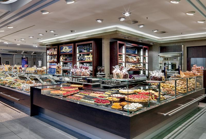 LINDNER Feinkostgeschäft Alstertaler Einkaufszentrum