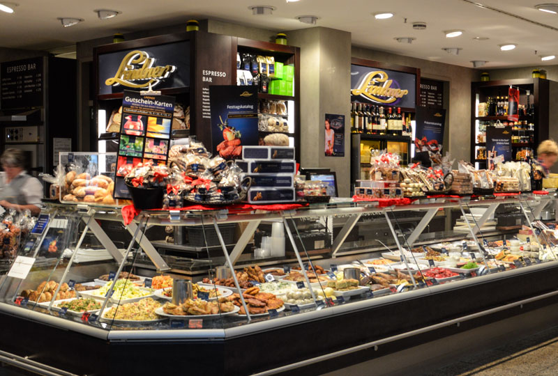 LINDNER Feinkostgeschäft Elbe-Einkaufszentrum