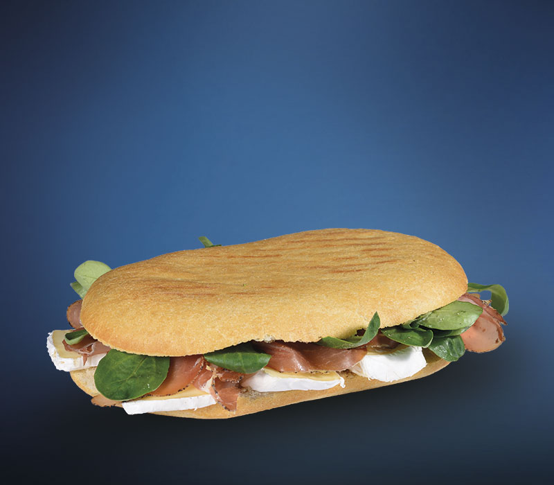 LINDNER Panini Brie Speck