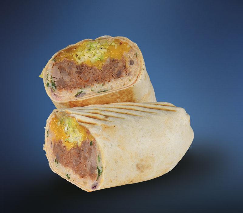 LINDNER Burrito Pulled Pork