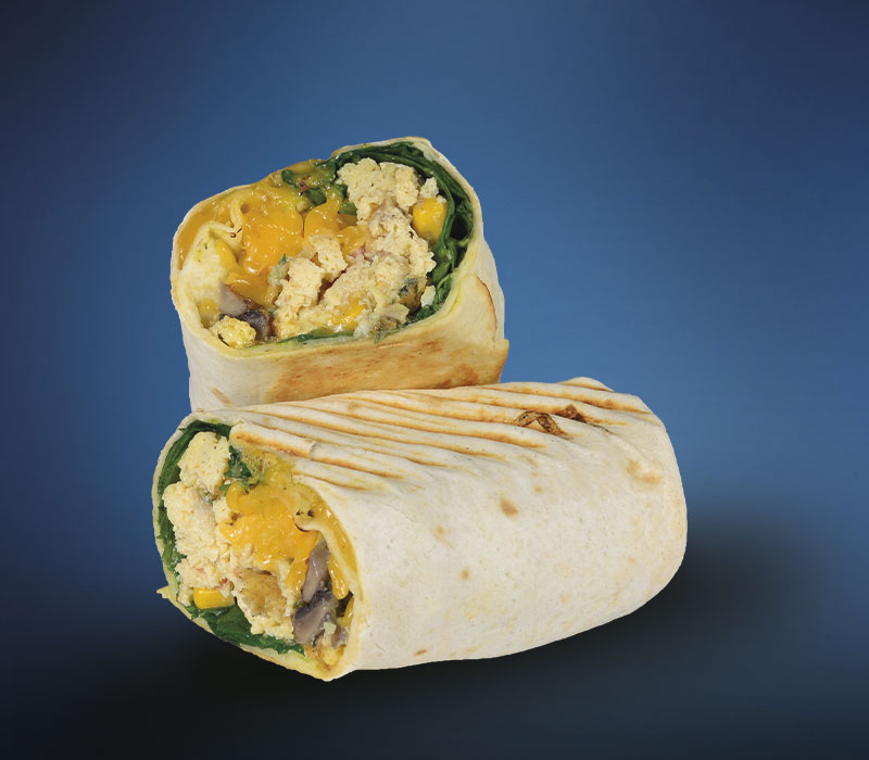 LINDNER Burrito Frühstück