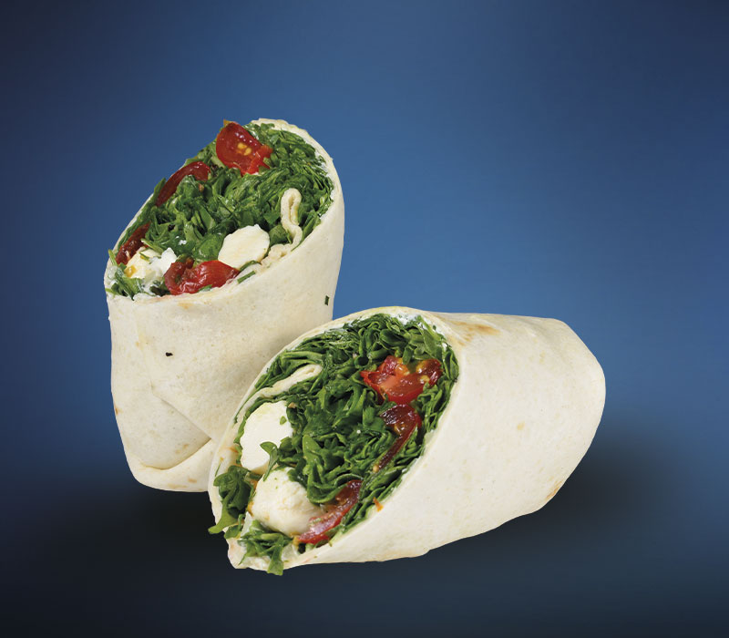 LINDNER Wrap Tomate Mozzarella