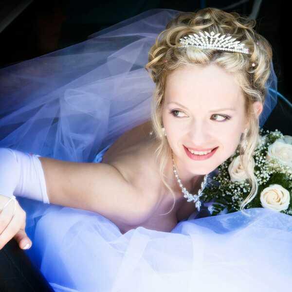 LINDNER Hochzeit Braut