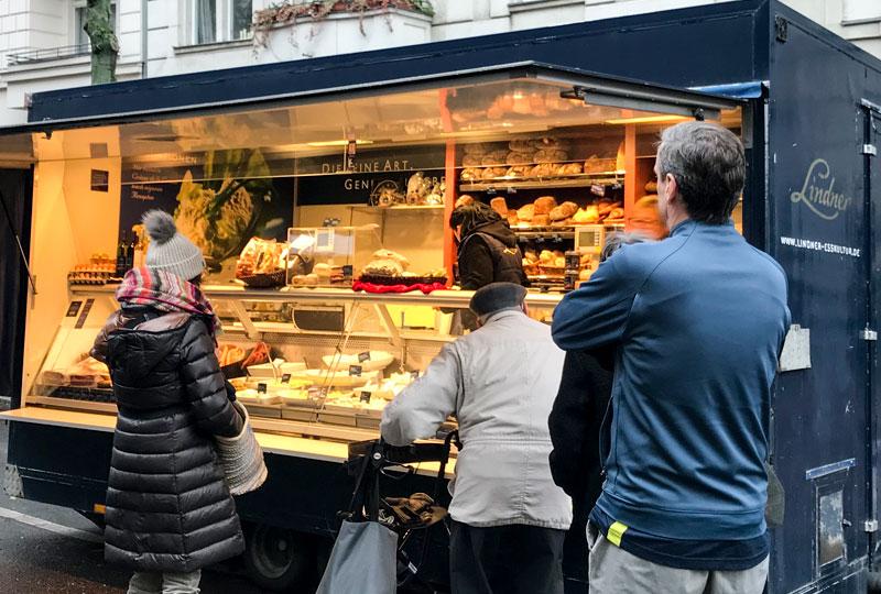 LINDNER Wochenmarkt Hohenzollerndamm
