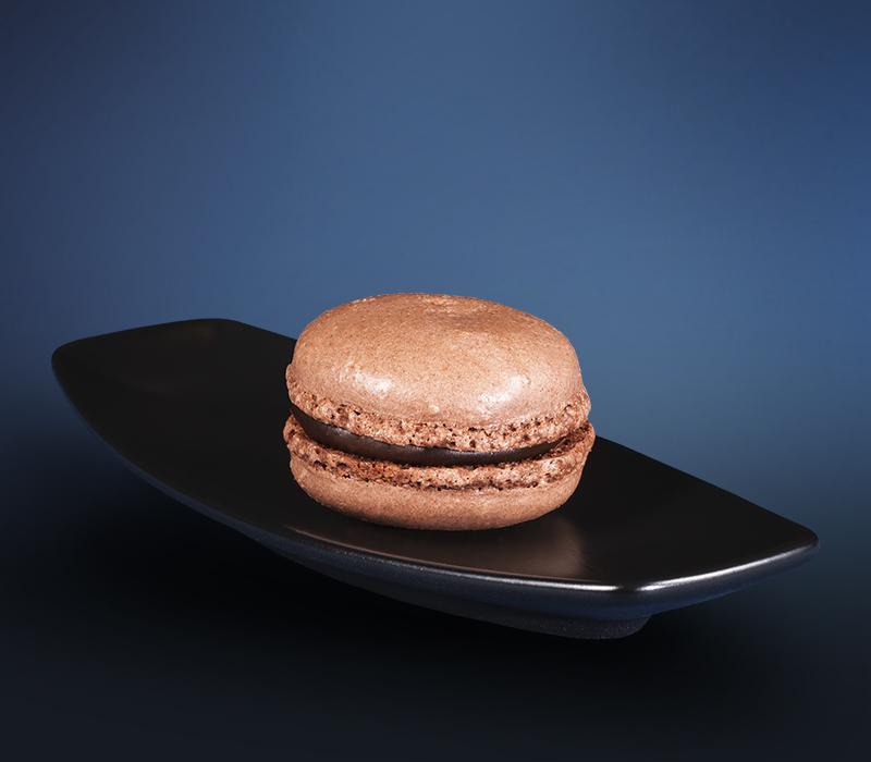 Macaron Schokolade