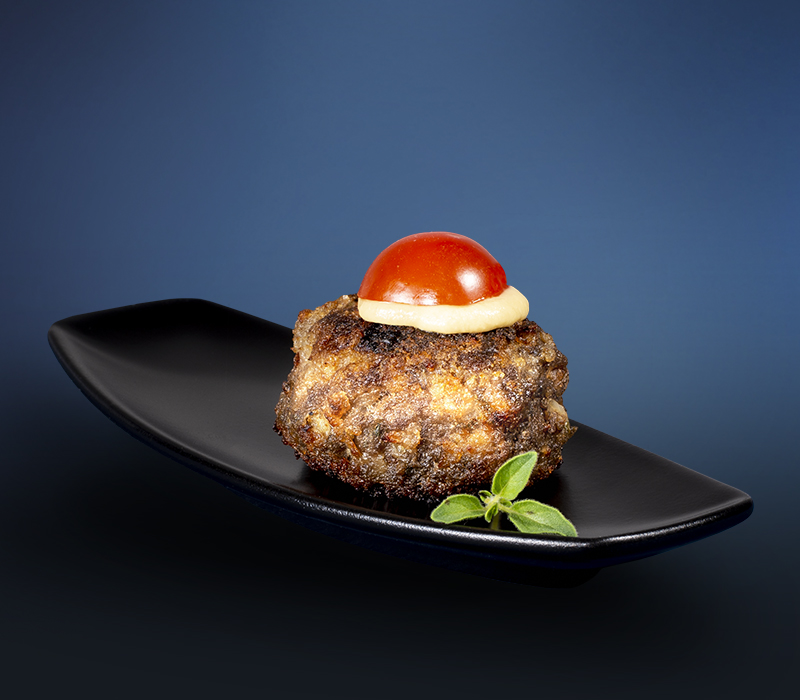 Partyboulette-Rind