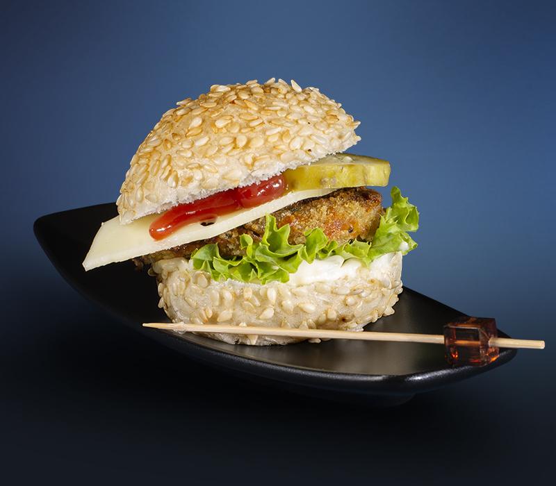 Mini-Burger Veggy