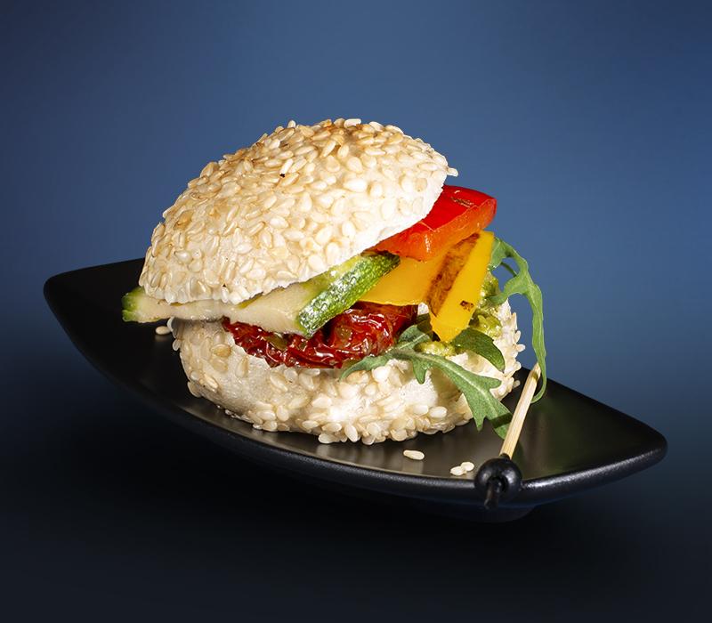Mini-Burger Antipasti