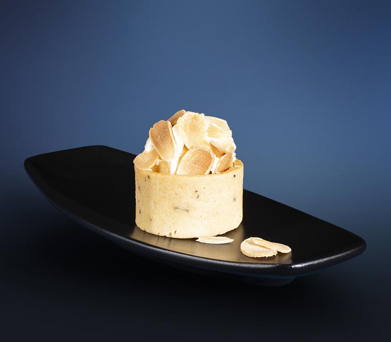 Frischkäsepop - Mandel