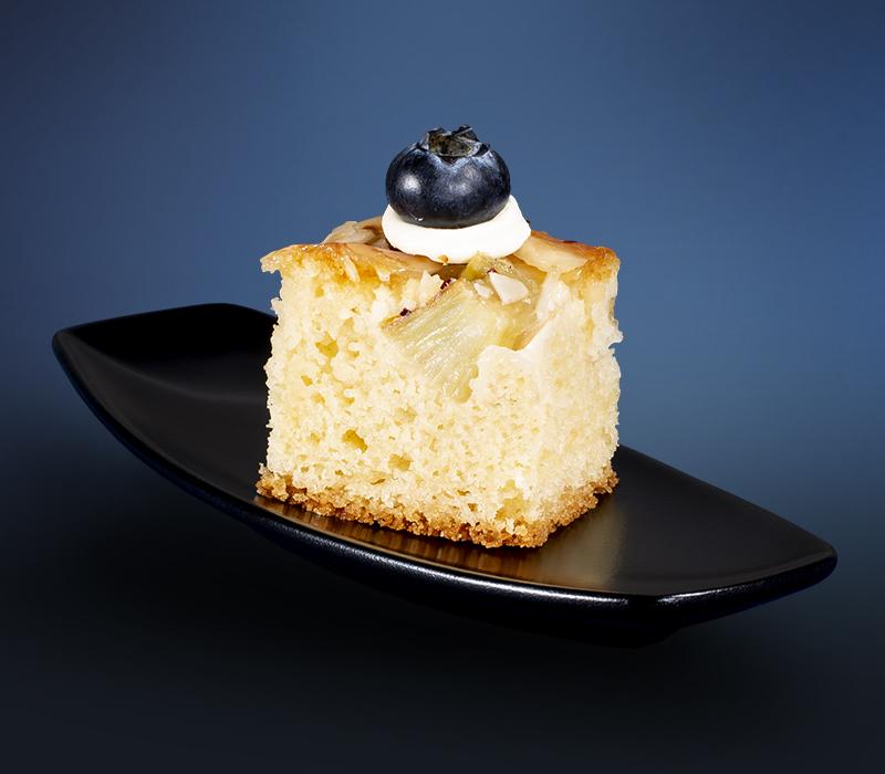Mini Kuchen - Obstsandkuchen