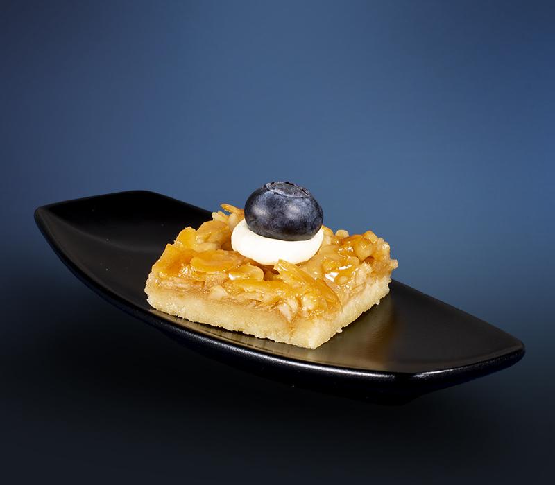 Mini Kuchen - Bienenstich
