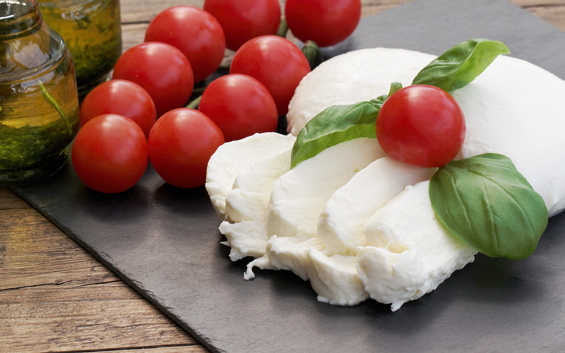 Cucina Italiana - Mozzarella