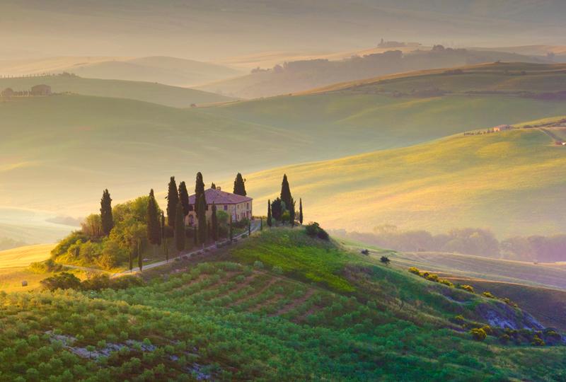 Cucina Italiana: Toskana