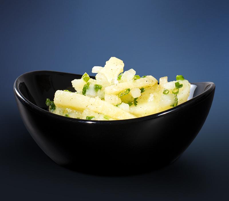 Schwäbischer Pellkartoffelsalat