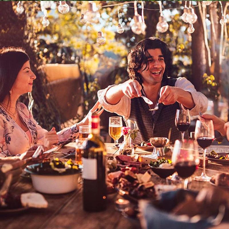 Cucina Italiana - Lebensfreude auf dem Tisch