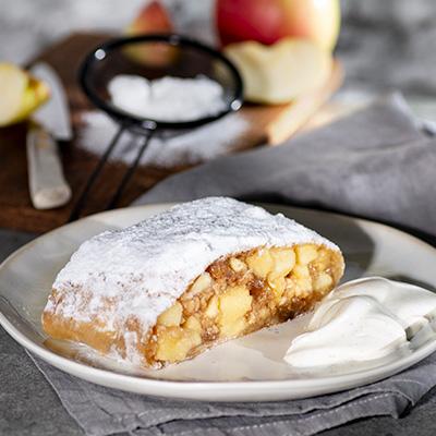 Bayerischer Abend - Apfelstrudel